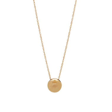 jcpenney.com | Limited Quantities! Womens 18 Inch 10K Gold Link Necklace