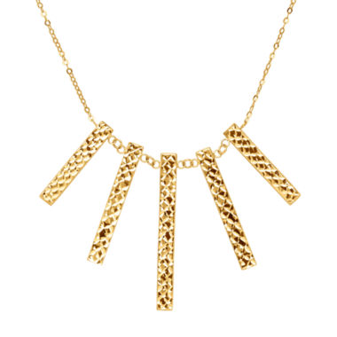 jcpenney.com | Limited Quantities! 14K Statement Necklace
