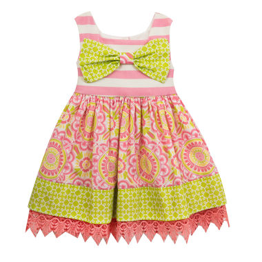 jcpenney.com | Rare Editions Sleeveless Sundress - Toddler Girls