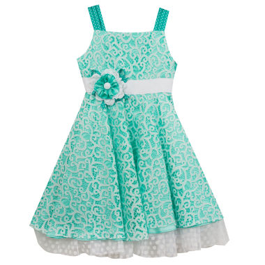 jcpenney.com | Rare Editions Sleeveless Skater Dress - Preschool