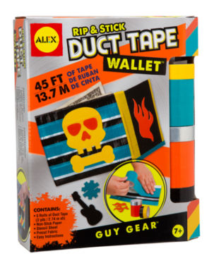 jcpenney.com | ALEX Toys Guy Gear Rip and Stick Duct Tape Wallet