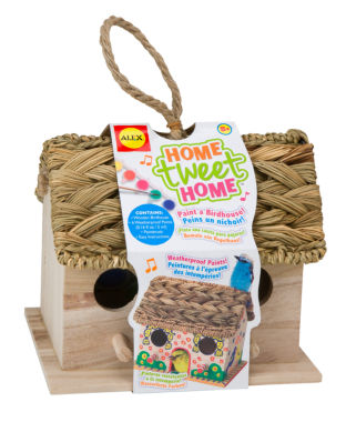 jcpenney.com | ALEX Toys Craft Home Tweet Home Birdhouse Kit