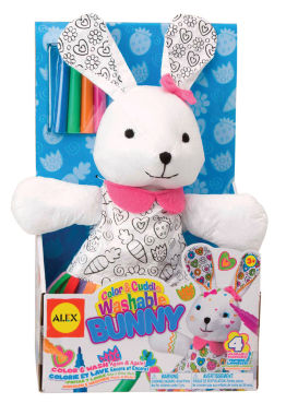 jcpenney.com | ALEX Toys Craft Color and Cuddle Washable Bunny