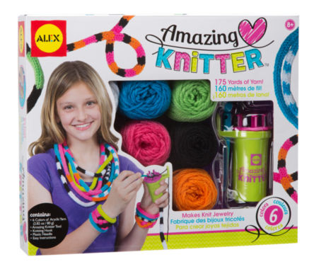 jcpenney.com | ALEX Toys Craft Amazing Knitter