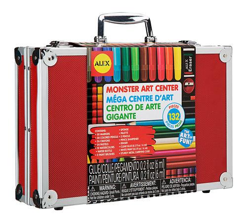 ALEX Toys Artist Studio Monster Art Center