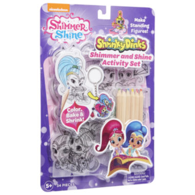 jcpenney.com | Shimmer and Shine Shrinky Dinks Activity Set