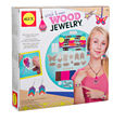 ALEX Toys DIY Wear Stitch & Wear Wood Jewelry