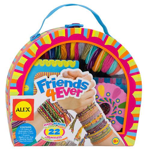 ALEX Toys DIY Wear Friends 4 Ever Jewelry