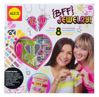 jcpenney.com | ALEX Toys DIY Wear BFF Jewelry