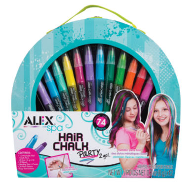 jcpenney.com | ALEX Spa Hair Chalk Party 2 Go