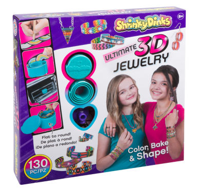 jcpenney.com | Shrinky Dinks Ultimate Bake and Shape 3D Jewelry