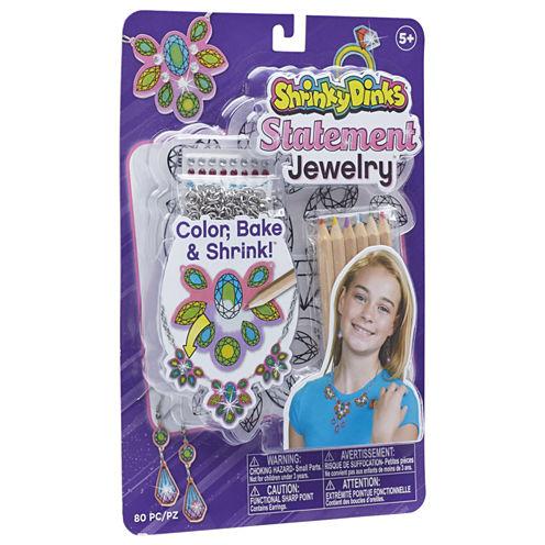 Shrinky Dinks Statement Jewelry Kit