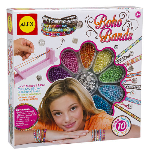 ALEX Toys DIY Wear Boho Bands