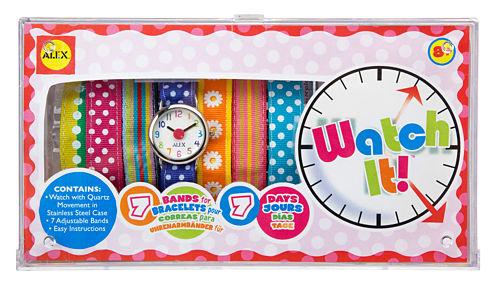ALEX Toys DIY Wear Watch It!