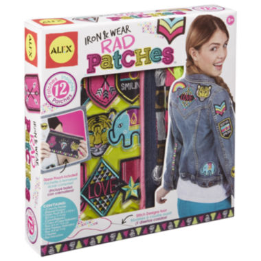 jcpenney.com | ALEX Toys DIY Wear Iron and Wear Rad Patches