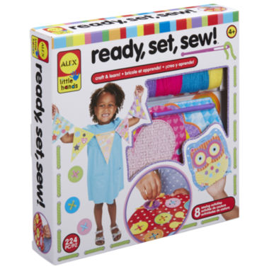 jcpenney.com | ALEX Toys Little Hands Ready Set Sew