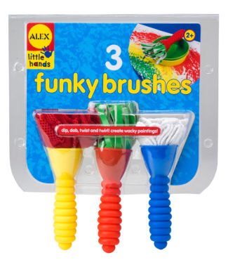 jcpenney.com | ALEX Toys Little Hands Funky Brushes