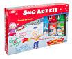 Cadaco Sno Paint Sno Art Kit