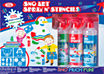Ideal Sno Toys Art Spray N' Stencil