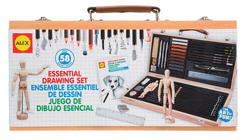 ALEX Toys Artist Studio Essential Drawing Set
