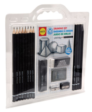 jcpenney.com | ALEX Toys Artist Studio 18 Piece Drawing Set