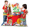 ALEX Toys Artist Studio Super Rolling Art Center With Paper Roll