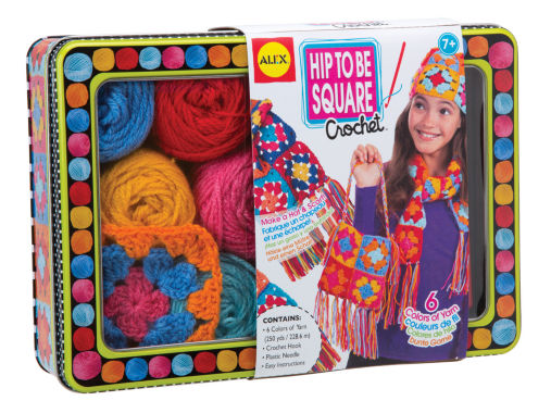 jcpenney.com | ALEX Toys Craft Hip to be Square Crochet