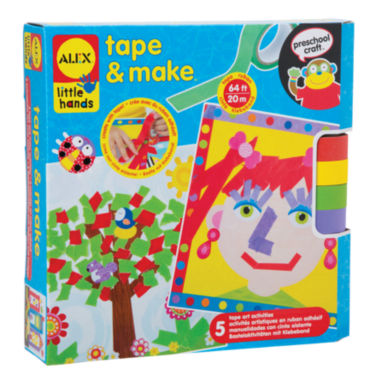 jcpenney.com | ALEX Toys Little Hands Tape and Make