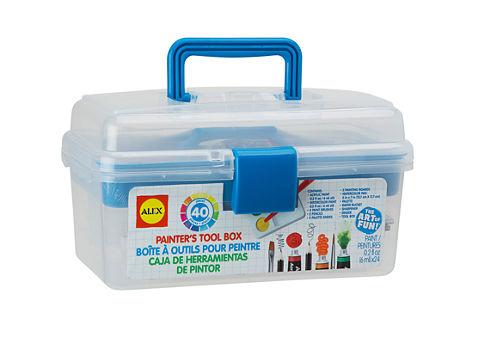 ALEX Toys Artist Studio Painter's Tool Box