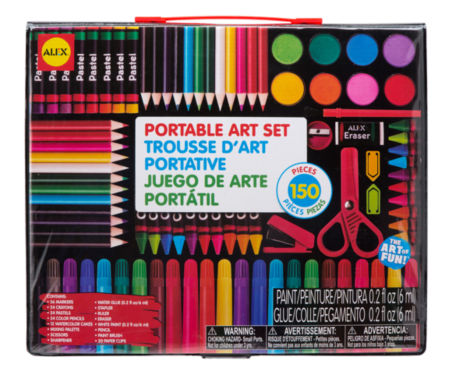 jcpenney.com | ALEX Toys Artist Studio Portable Art Set