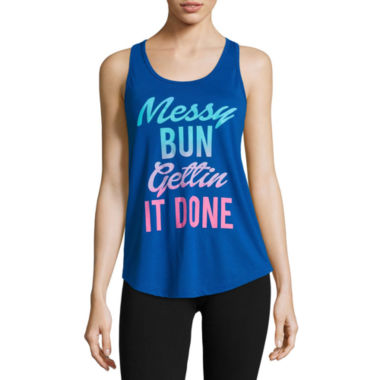 jcpenney.com | Chin-Up Tank Top-Juniors