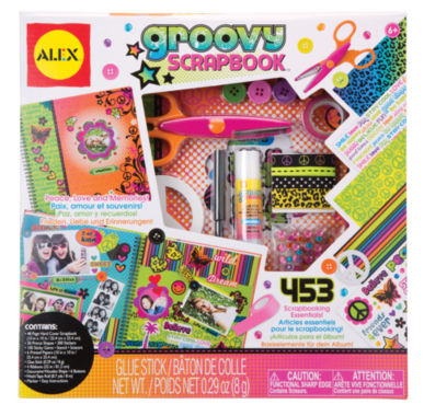 jcpenney.com | ALEX Toys Craft Groovy Scrapbook