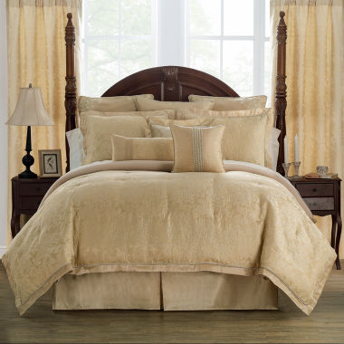 jcpenney.com | Marquis by Waterford Isabella 4-pc. Comforter Set