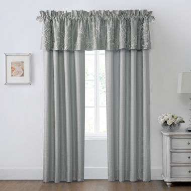 jcpenney.com | Marquis by Waterford Lauren Rod-Pocket Curtain Panel