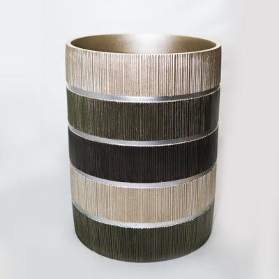 Popular Bath Modern Line Waste Basket
