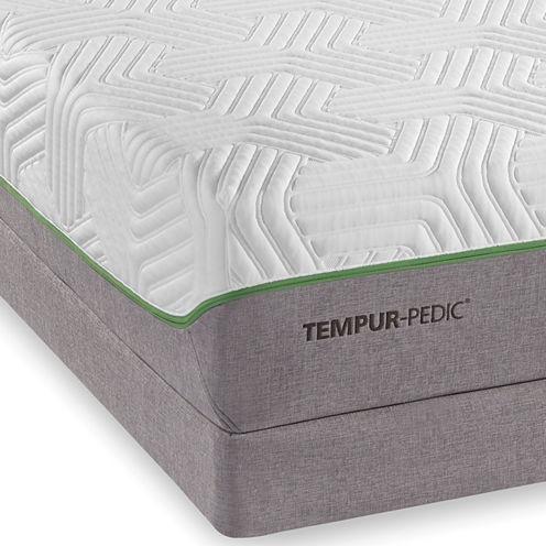 Tempur-Pedic Flex Elite Medium Tight-Top Hybrid Mattress + Box Spring