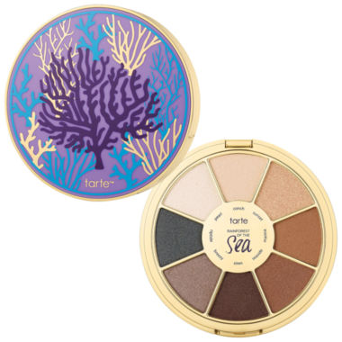 jcpenney.com | tarte Rainforest Of The Sea™ Eyeshadow Palette Volume Ii