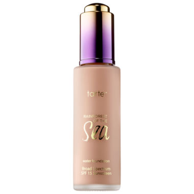jcpenney.com | tarte Rainforest Of The Sea™ Water Foundation Broad Spectrum SPF 15