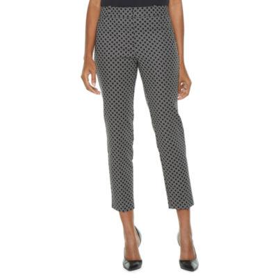 Liz Claiborne Women's Regular Fit Ankle Pant $22.05