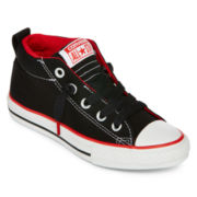 Converse Chuck Taylor All Star Boys Street Mid Sneakers - Little Kids/Big Kids