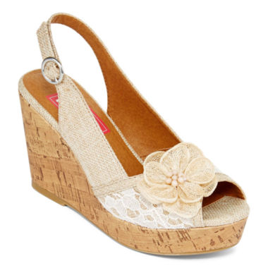 jcpenney.com | Pop Kalie Platform Wedge Sandals