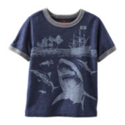 OshKosh B'gosh® Short-Sleeve Nautical Tee - Boys 4-7