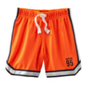 OshKosh B'gosh® Pull-On Athletic Shorts – Boys 4-7