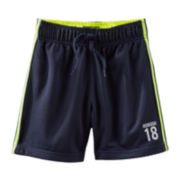OshKosh B'gosh® Pull-On Athletic Shorts - Boys 4-7