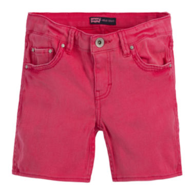 jcpenney.com | Levi's® California Midi Shorts - Girls - 7-16
