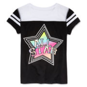 Xersion™ Short-Sleeve Sporty Tee - Girls 7-16 and Plus
