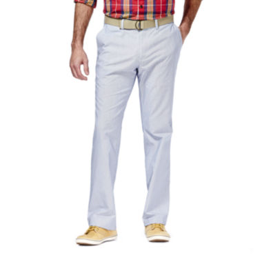 jcpenney.com | Haggar® Life Khaki Slim-Fit Pants