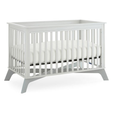 jcpenney.com | Payson Studios Riva Convertible Crib - Light Grey