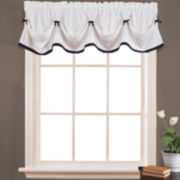 Kate Rod-Pocket Tailored Valance