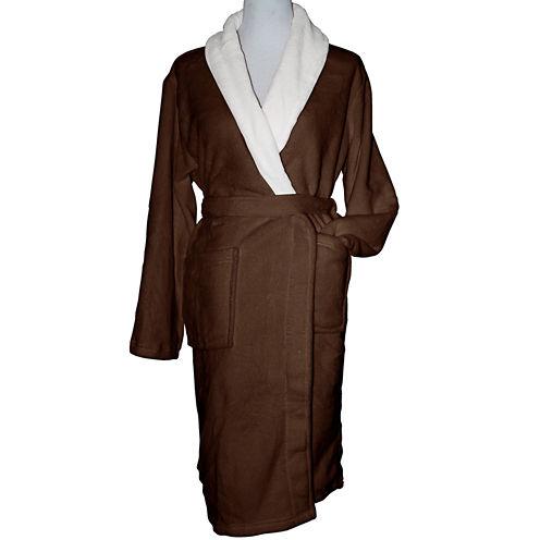 Pacific Coast Textiles™ Flannel Bath Robe
